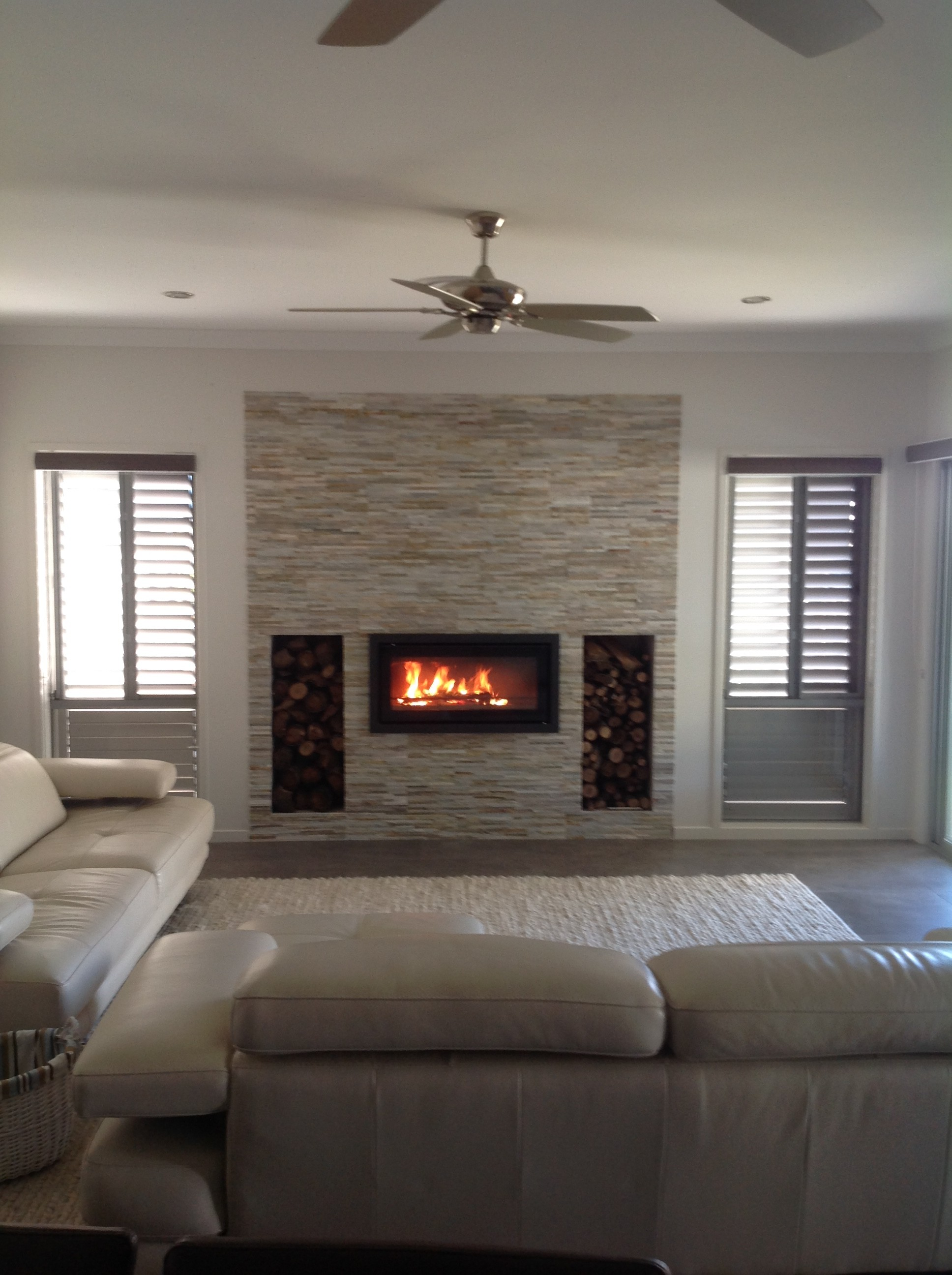 Fireplaces Gc Building Solutions Gold Coast Renovations Fireplaces Warehouse Fitout